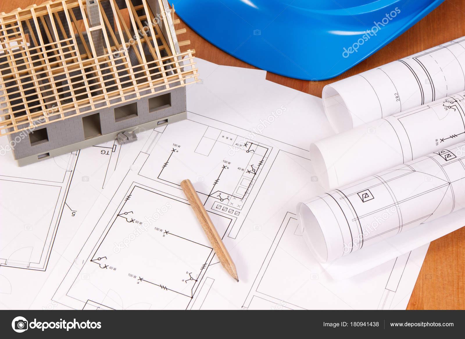 Schemi Elettrici Per Casa : Schemi elettrici o cianografie accessori per casa in costruzione