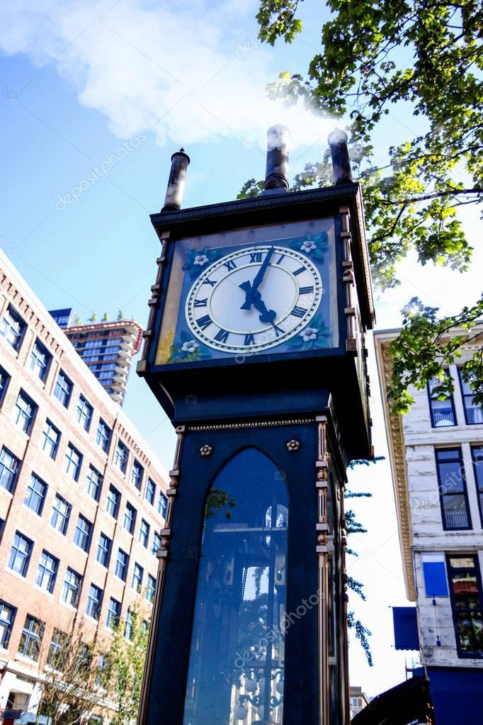 Reloj Vapor En De Antiguo CanadaGastown Om0wn8yNvP