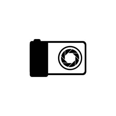 Camera Photography Shoot Photo Image Icon Vector Design Template Illustration