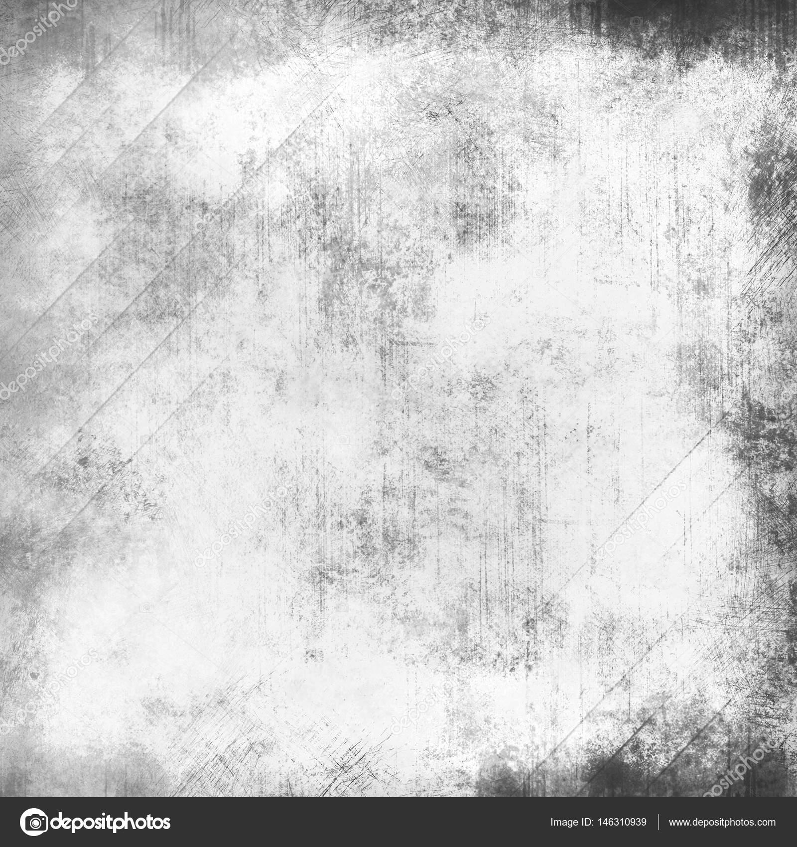 abstrait ancien arrière-plan gris vignette noir bordure cadre blanc