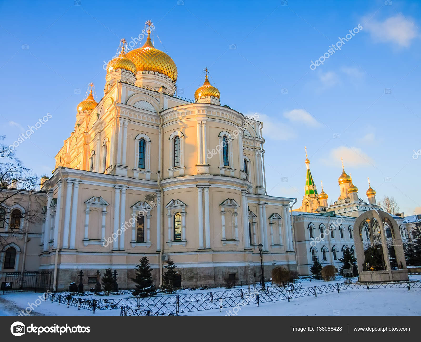 Resurrection Novodevichy Convent in St. Petersburg 67