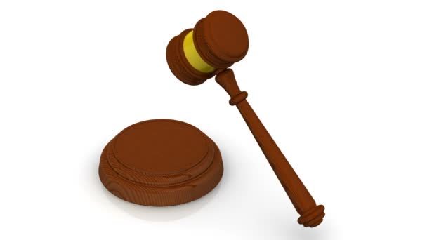 Giustizia corrotto. Concetto