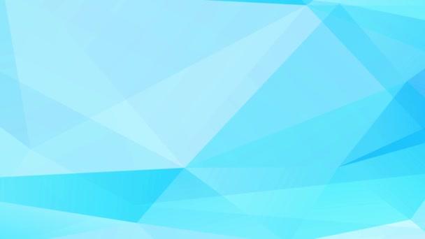 Interlaced Kaleidoszkopikus mozgás koncepció három alakja Geometrikus, amely úgy néz ki, mint egy gyémánt polírozott 3D kiemelkedő tippek