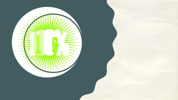 Scaling Easy lassít a tavaszi hatás Animáció 100 százalékos vitális tartalom Táplálkozás Jó nyilvánosság Stílusos lekerekített jelvény gyűrött papír háttér