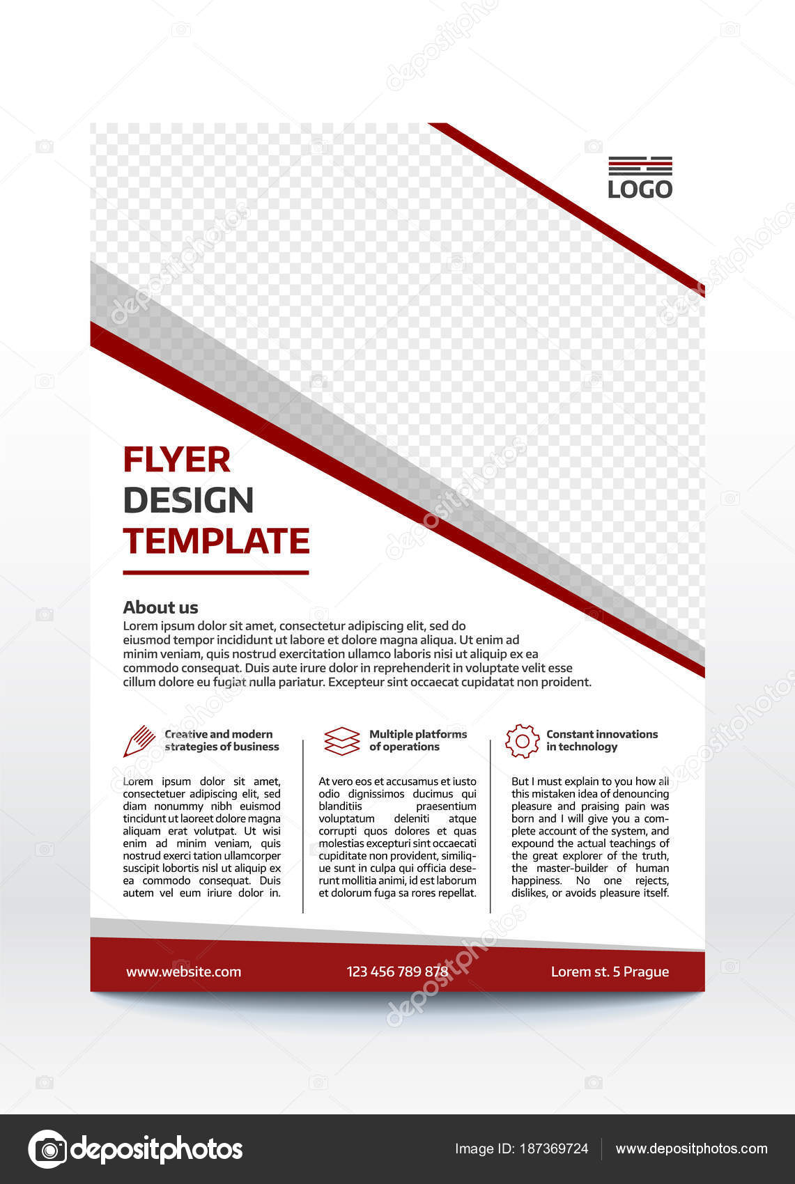 Business poster template flyer brochure design layout stock vector business poster template flyer brochure design layout stock vector wajeb Gallery