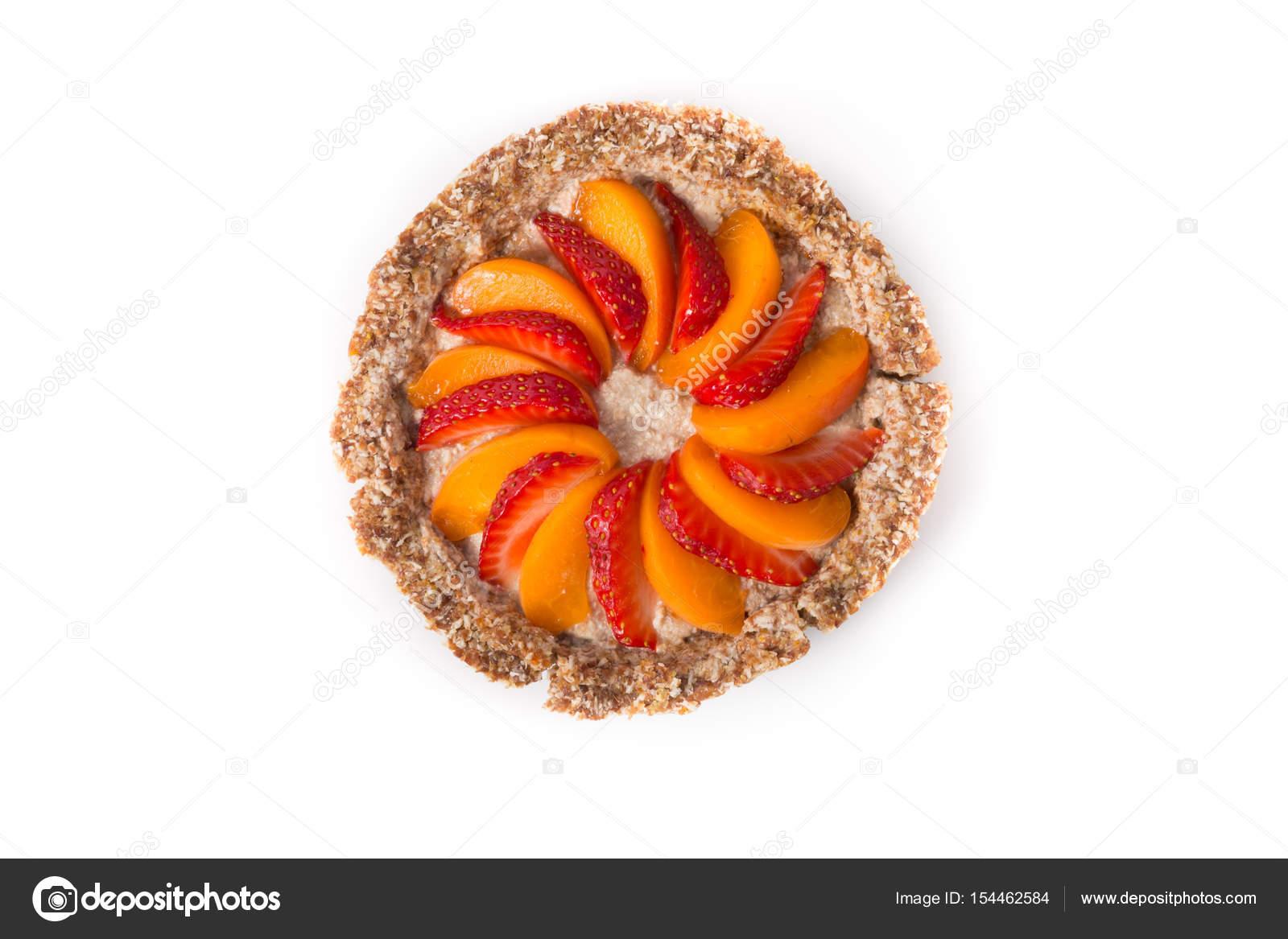 Roh Veganer Kuchen Stockfoto C Dukeii 154462584