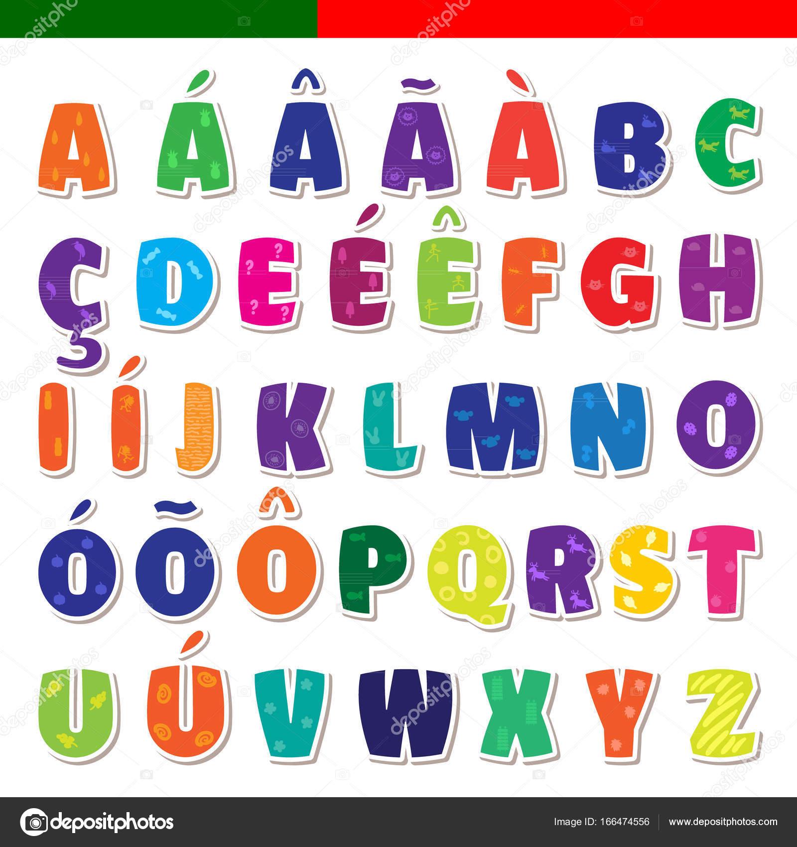 alfabeto portoghese