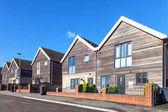 Nové anglické domy ze dřeva