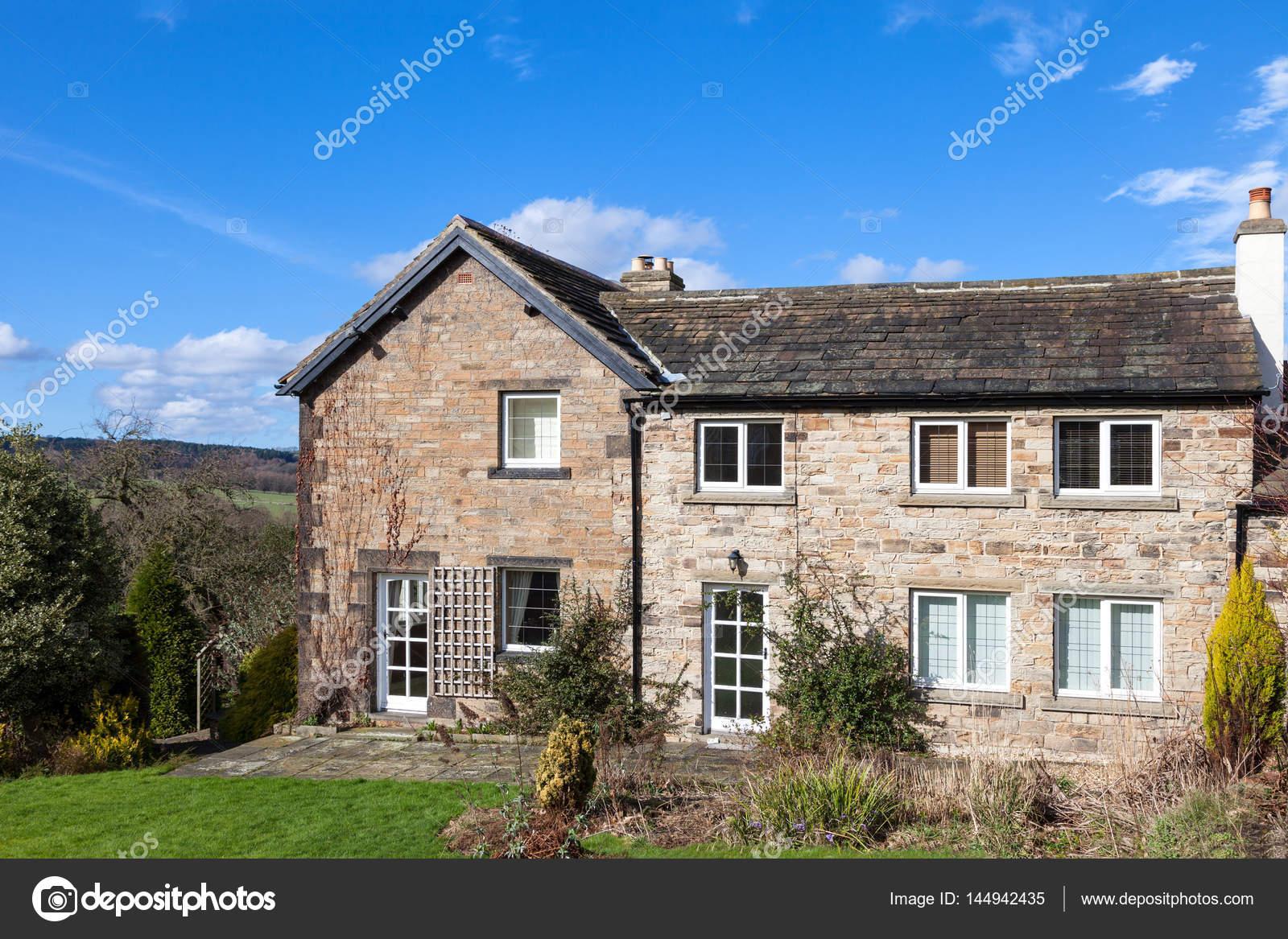 maison cottage anglais