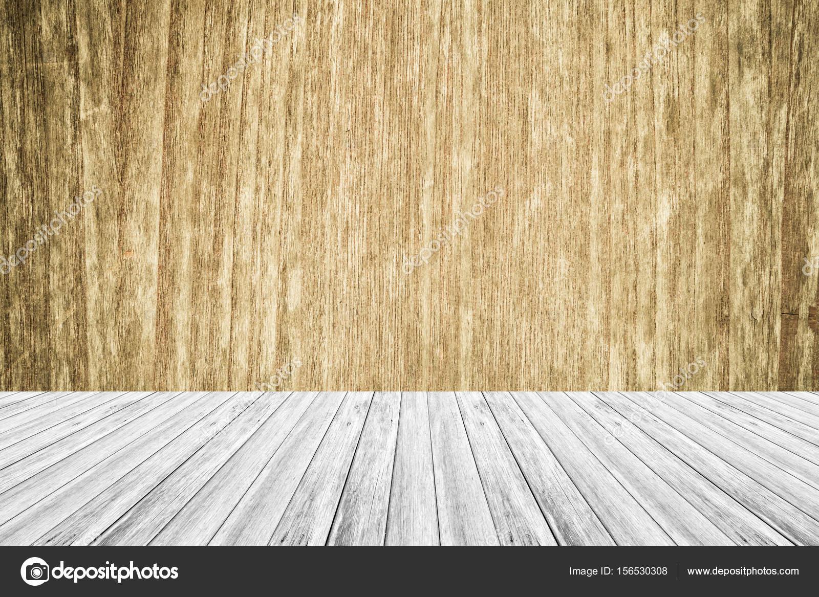 Holz-Terrasse und Holz Textur-Vintage-Stil — Stockfoto ...