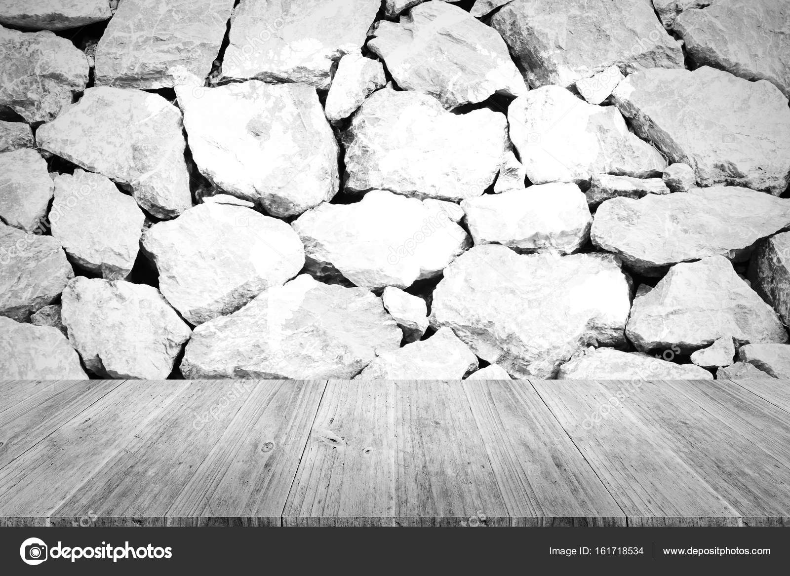 Stone wall texture process in white color with wood terrace wi stone wall texture background surface natural color process in white color with wood terrace with world map photo by pongmoji gumiabroncs Gallery