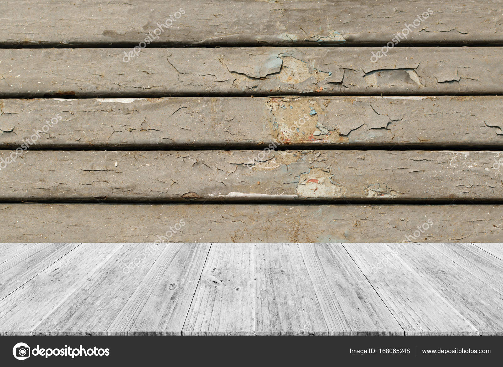 Fondo De Textura De Madera Con Terraza Madera Foto De