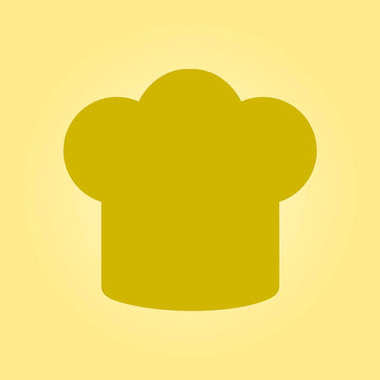 Cooking sign symbol.