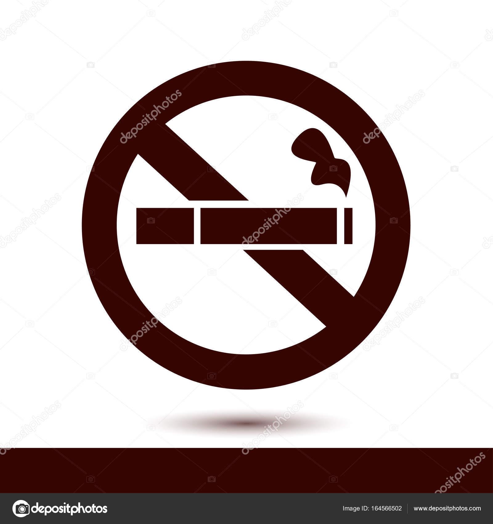 no smoking sign stock vector arhimicrostok 164566502