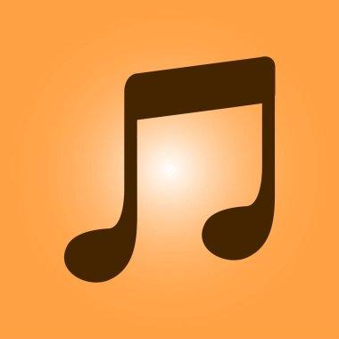 Musical sign symbol.