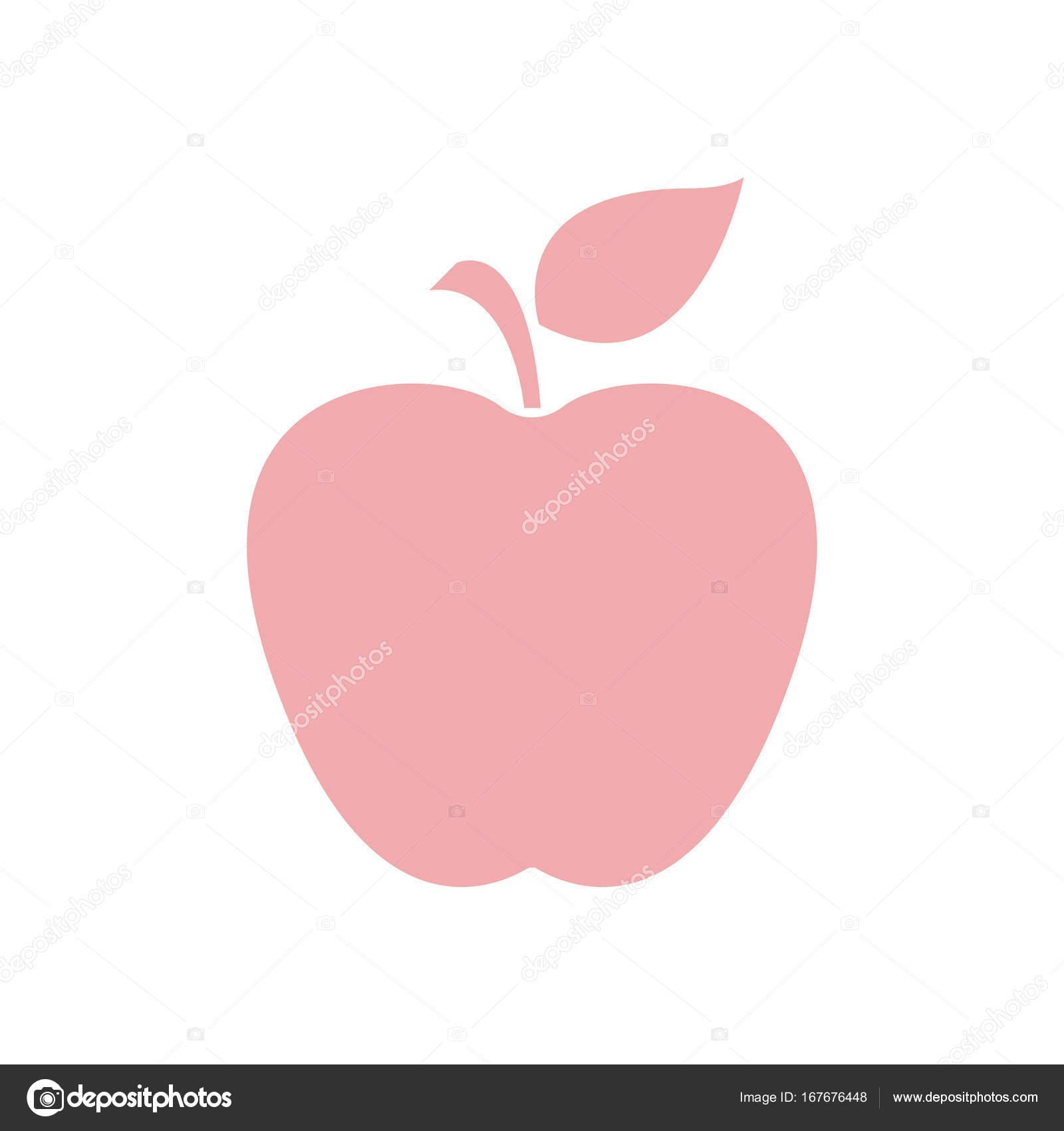List Apple Symbol Stock Vektor Arhimicrostok 167676448