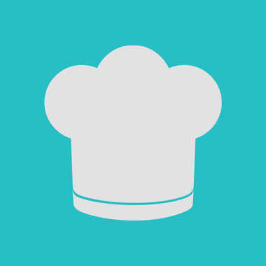 Cooking sign symbol.