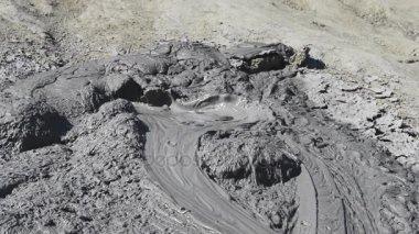 mud volcano in Taiwan
