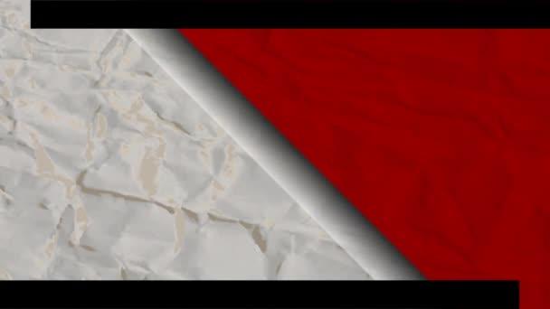 Černá šedá červená papírové pozadí