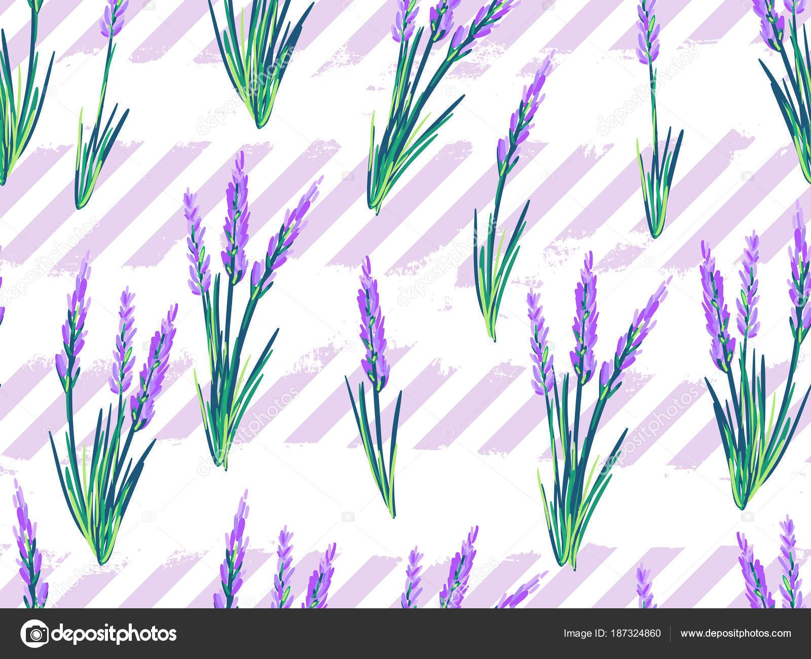 Flores Vectoriales Con Fondo Transparente: Patrón Transparente Con Fondo De Vector De Flores De