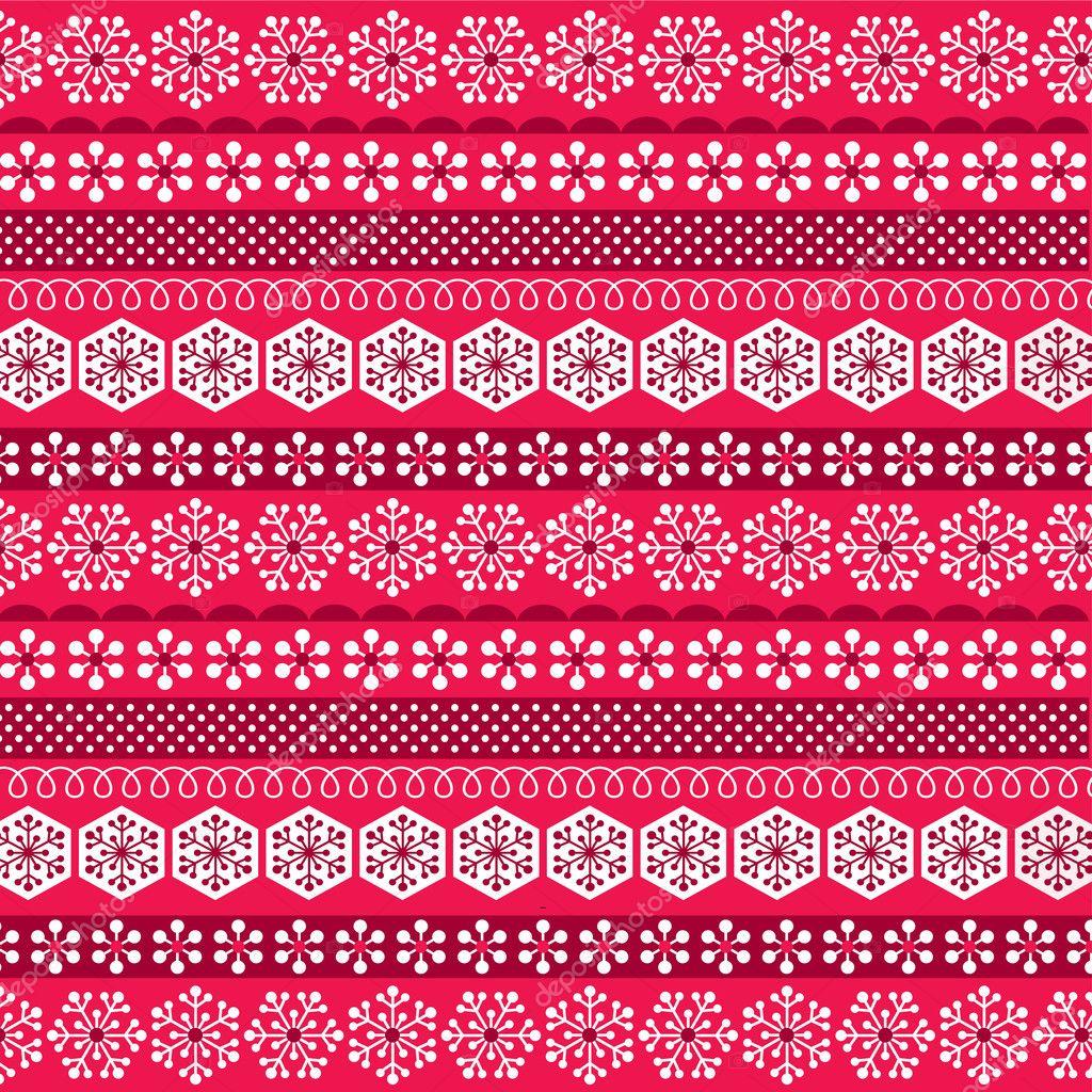 red christmas stripe