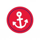 Photo Sea anchor icon