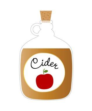 apple cider jug