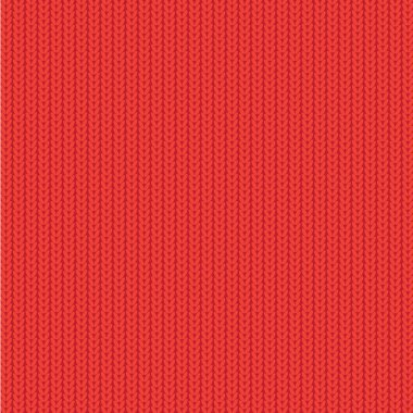 orange knit background