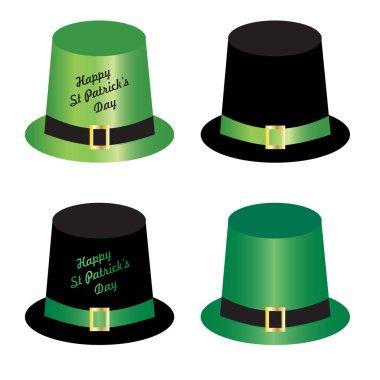 Saint Patrick's day hats