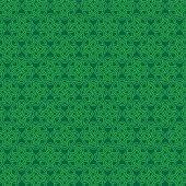 Photo  intricate celtic knot pattern
