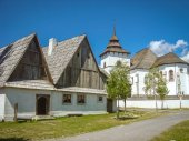 Fotografie kostel v obci