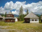Fotografie Dřevěná kaple Slovenská