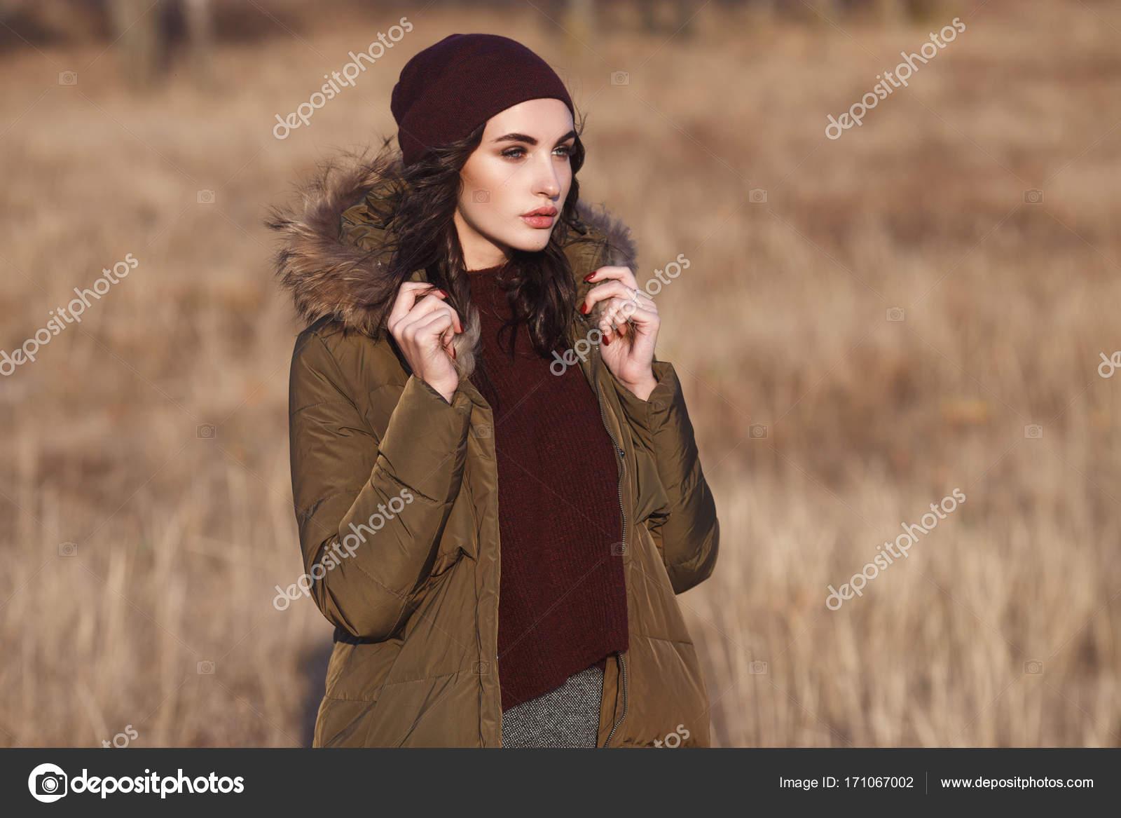 Genç Kız Kış Modası