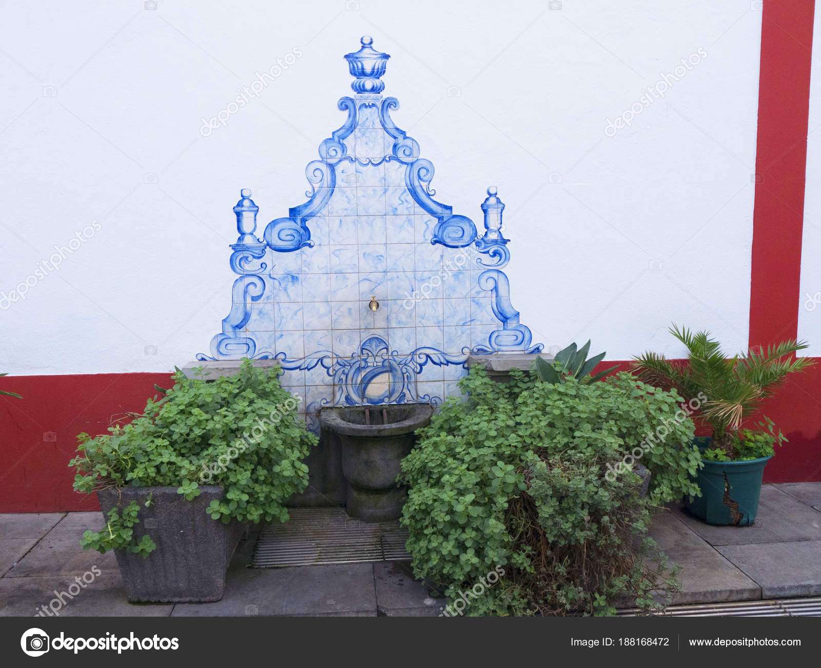 Funchal 19Th December 2017 Architectural Details Buildings Capital City Funchal