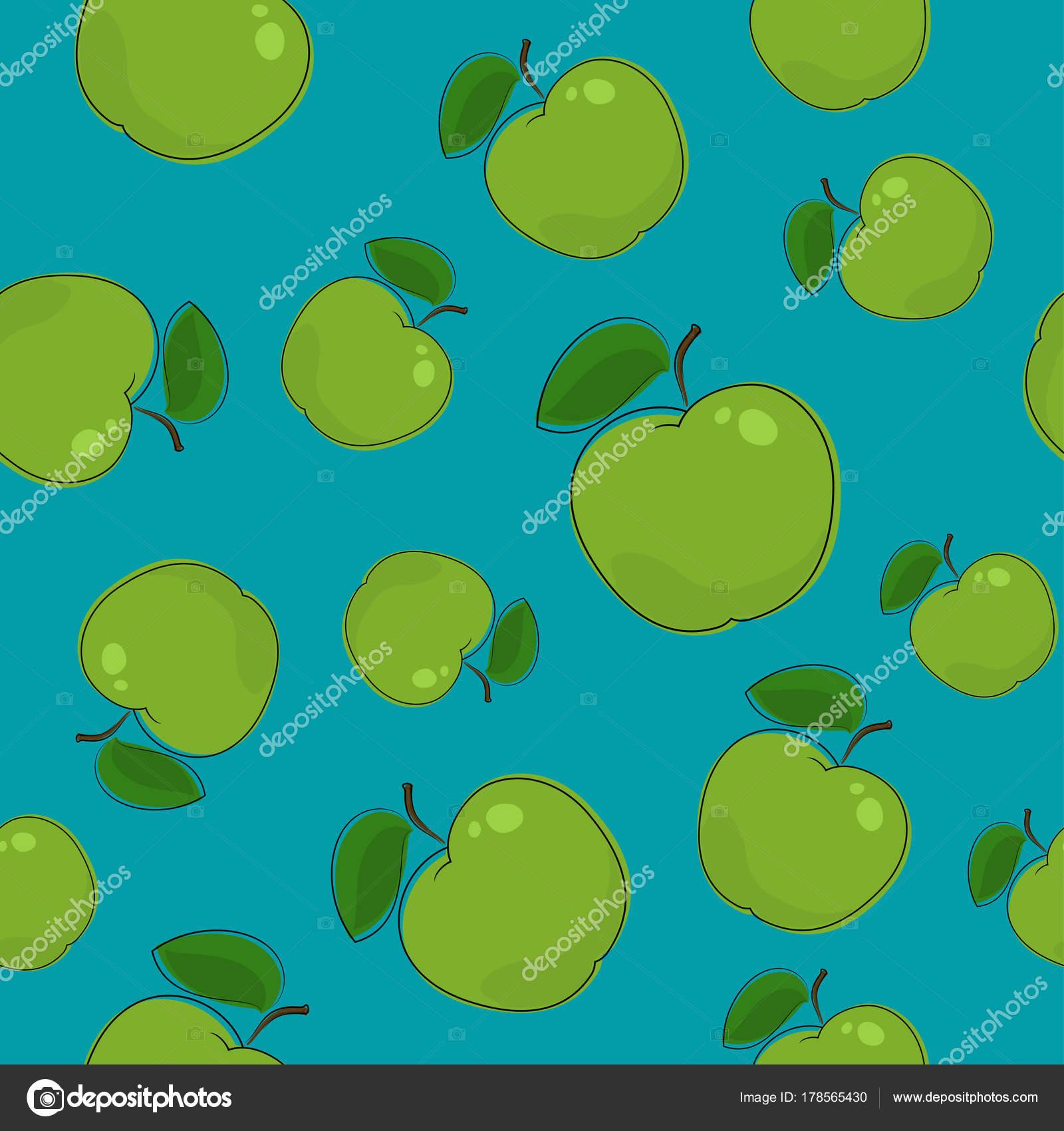 Sfondo apple azzurro