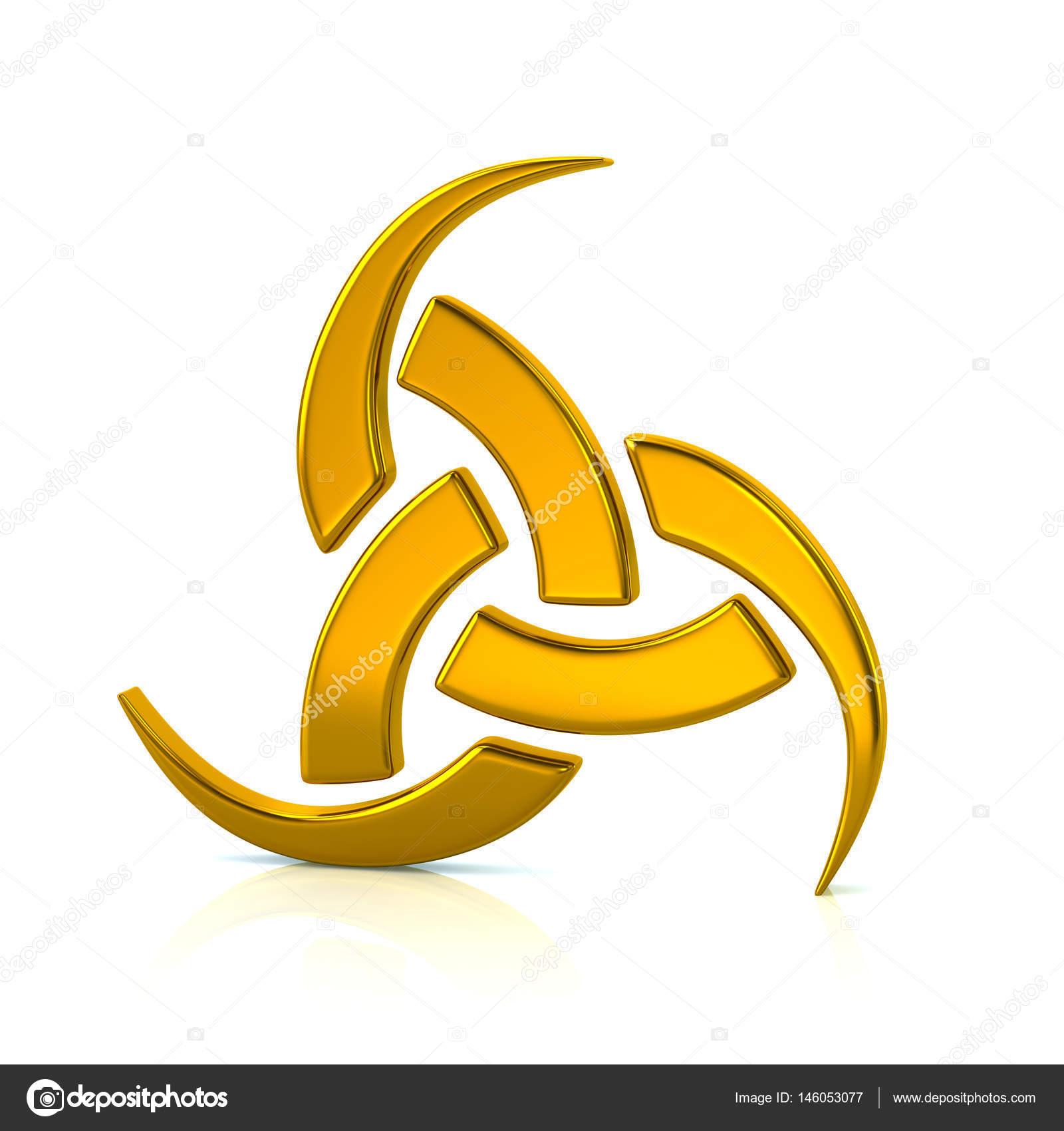 Golden triple horn of odin stock photo valdum 146053077 golden triple horn of odin stock photo buycottarizona