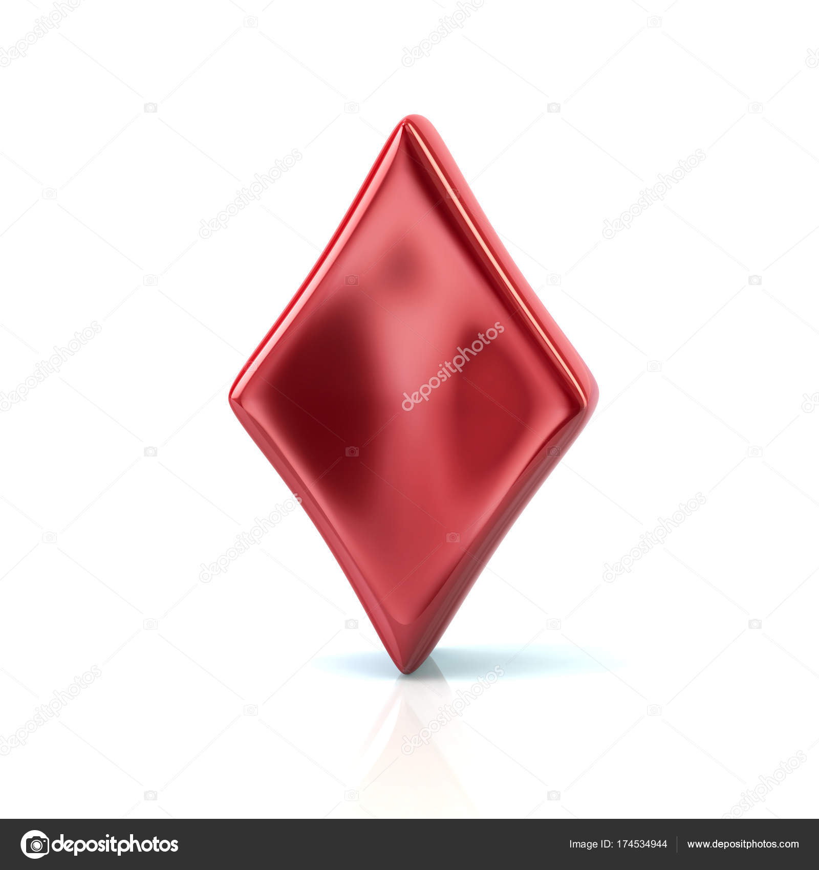 illustration depositphotos by photo valdum symbol achievers white diamond card on background red stock