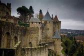 Tolosa e Carcassonne vecchia città Castello