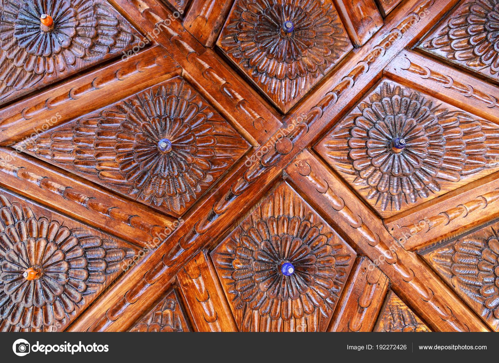 Wood carving patterns u2014 stock photo © omeryontar #192272426