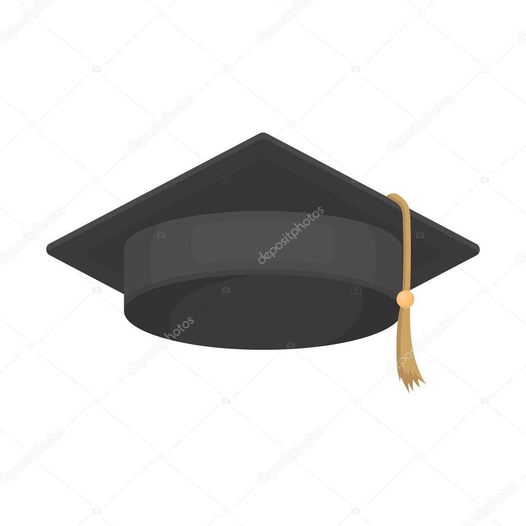 Gorro Graduacion Gorro De Graduacin Icon Imgenes De