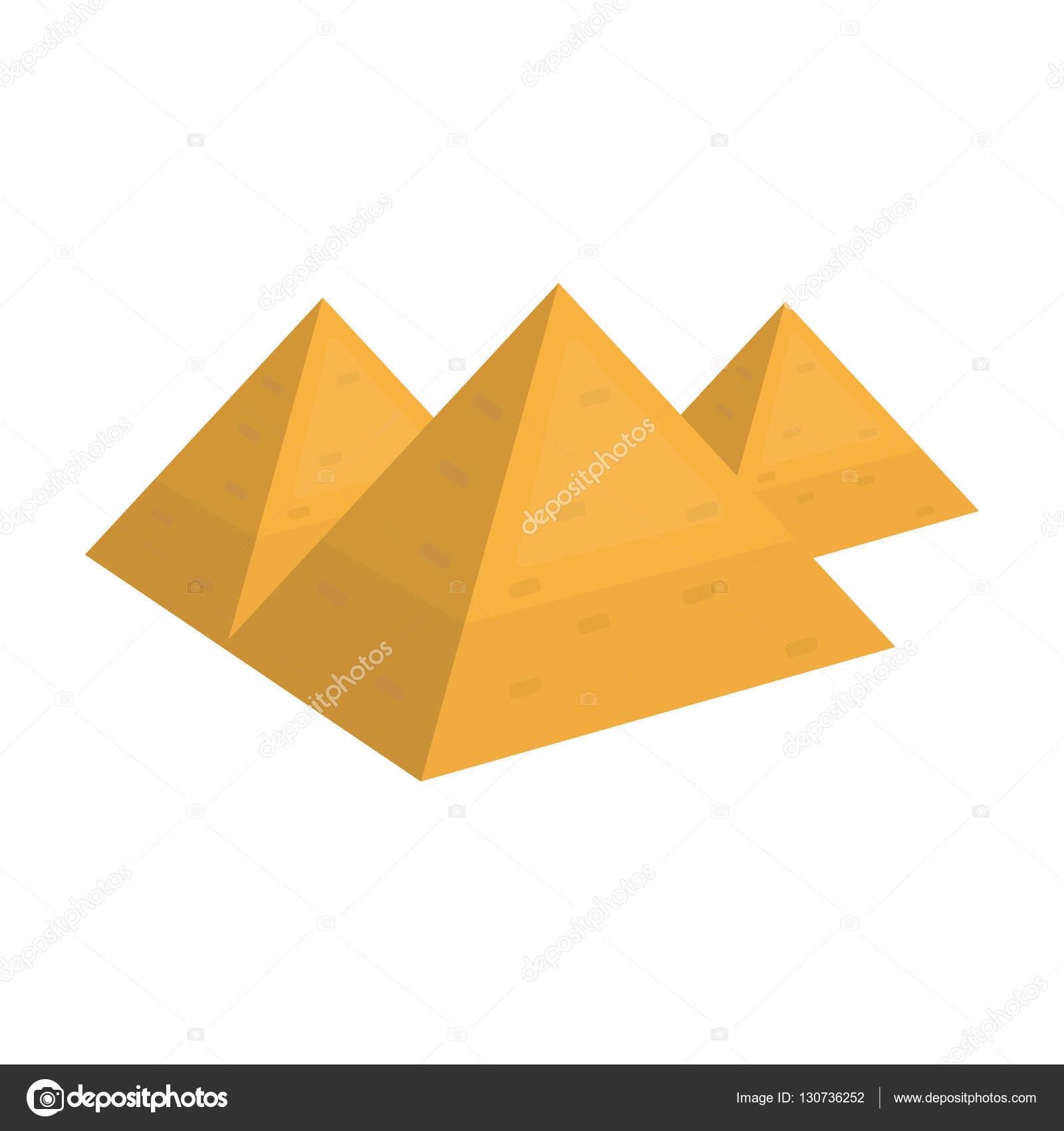 Egyptian pyramids icon in cartoon style isolated on white background egyptian pyramids icon in cartoon style isolated on white background ancient egypt symbol stock vector biocorpaavc Gallery