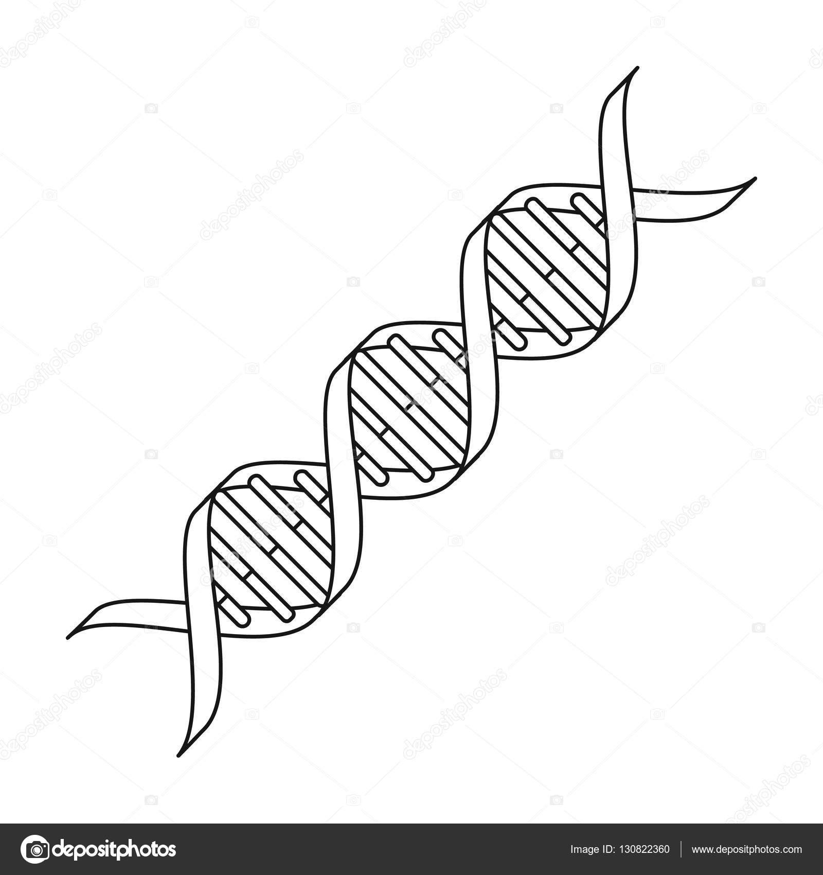 Imágenes La Biotecnologia Para Dibujar Icono De Código De