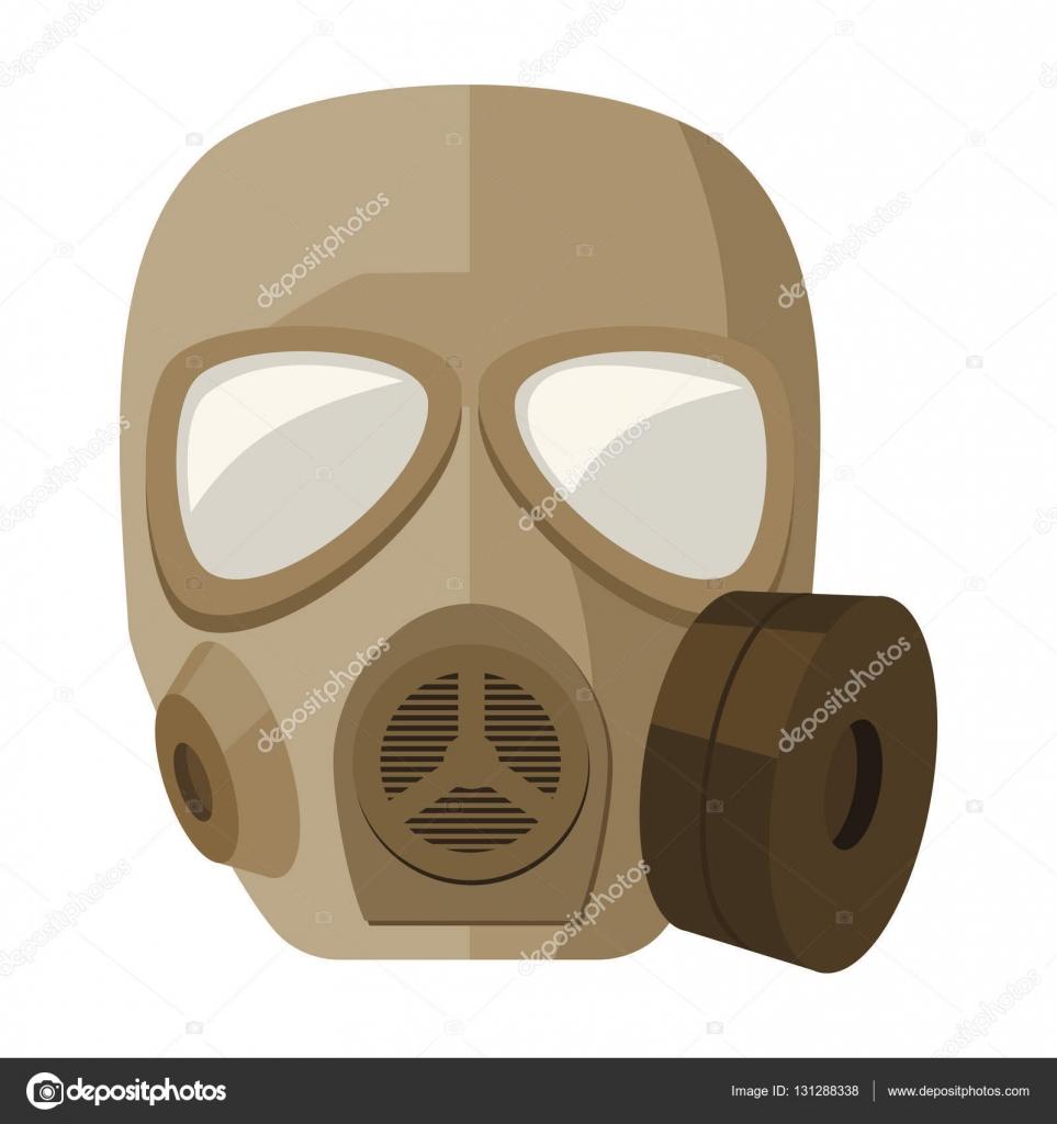 Cartoon Gas Symbol