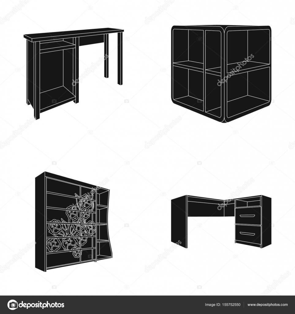 vestir mesa estantes de esquina escritorio armario de cristal muebles del dormitorio set iconos de coleccin en