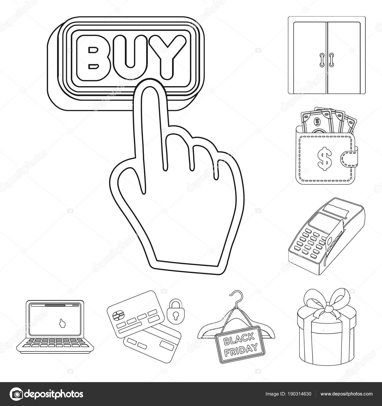 Imágenes Para Colorear Sobre El Comercio E Commerce