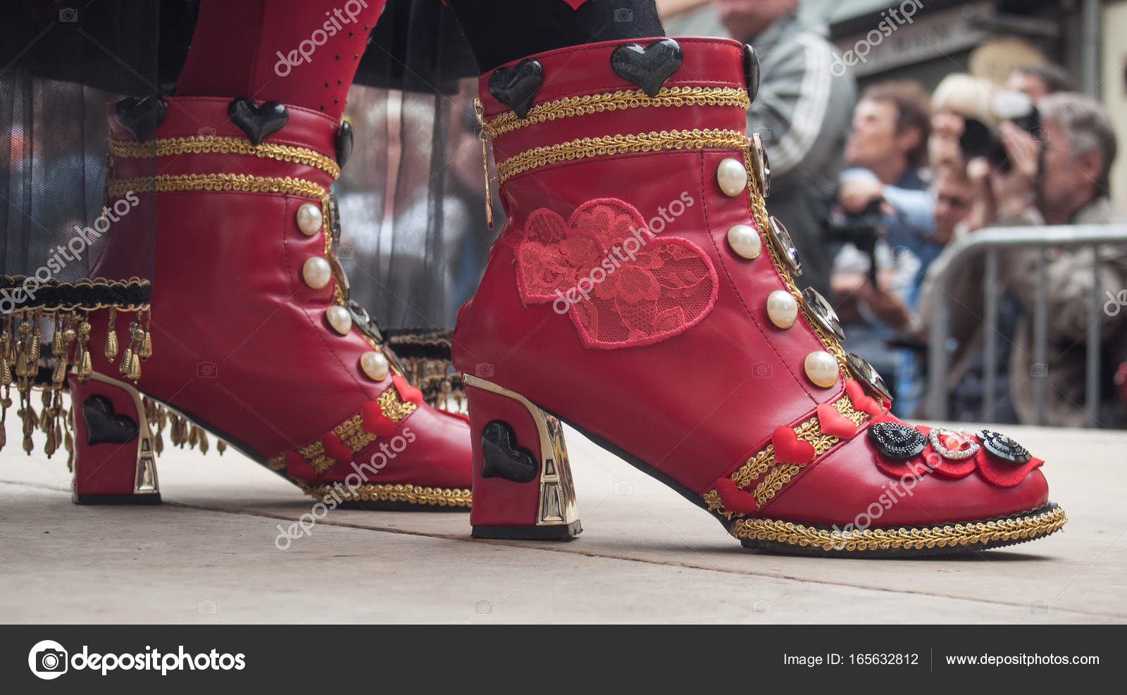 Zapatos rojos Colmar para mujer qANY1v6