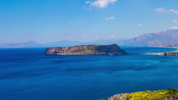 Dino Island and Blue Sea, Isola di Dino, Praia a Mare, Calabria, South Italy