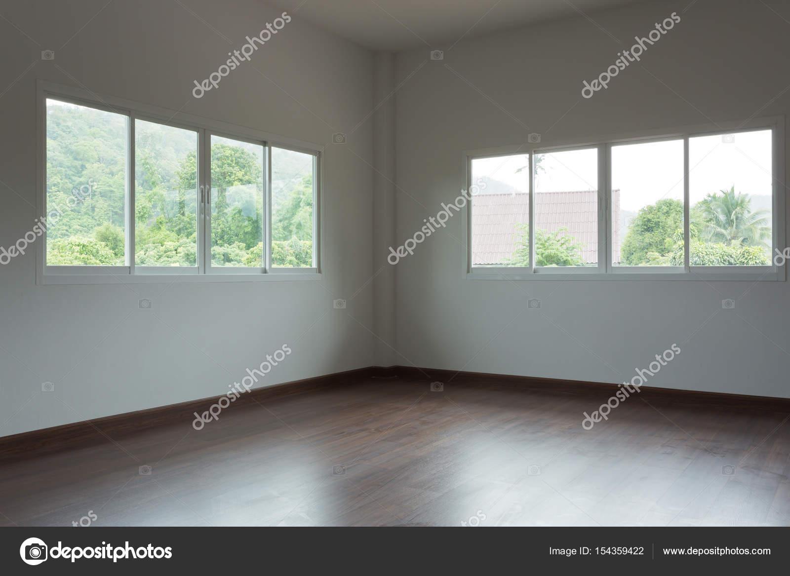 leeren Raum Innenarchitektur — Stockfoto © Sutichak #154359422