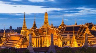 Thailand Grand Palace close up