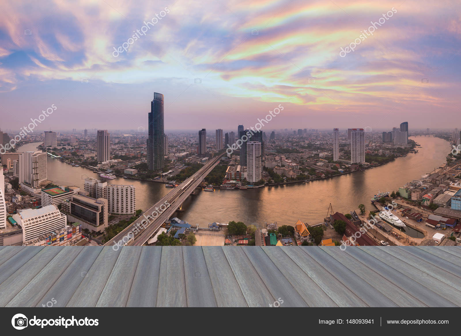 berühmte Städte in Thailand